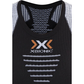 X-Bionic The Trick Running Singlet Dame black/white